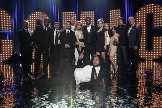Inside the resurrection of Last Comic Standing, talking to executive producers (present) Page Hurwitz and (past) Barry Katz