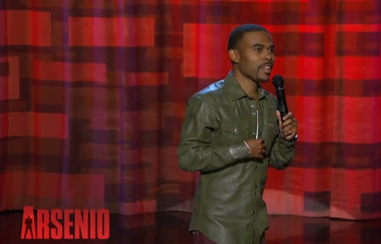 Lil Duval's late-night debut on The Arsenio Hall Show