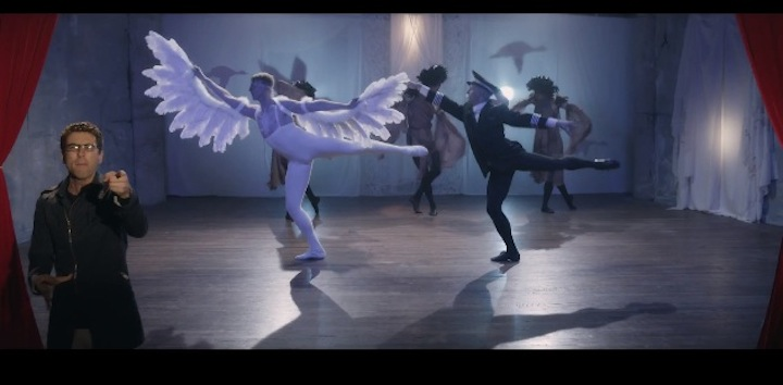 """Zach Sherwin's hip-hop ballet tribute to Sully's Miracle on the Hudson: """"Goose MCs"""""""