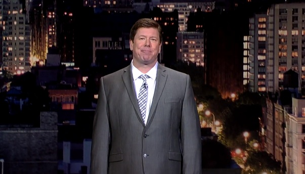Jimmy Dunn on Late Show with David Letterman