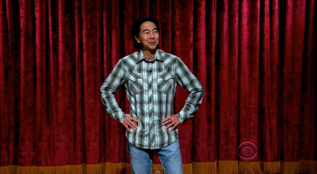 Henry Cho on Late Late Show with Craig Ferguson