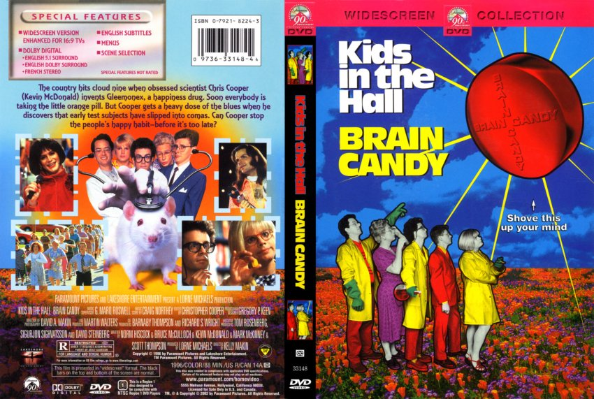 "Kids in the Hall to stage live reading of ""Brain Candy"" with original ending at TOsketchfest"