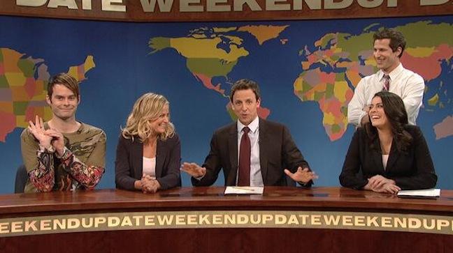 SNL #39.13 RECAP: Host Melissa McCarthy, musical guest Imagine Dragons (Seth Meyers farewell)
