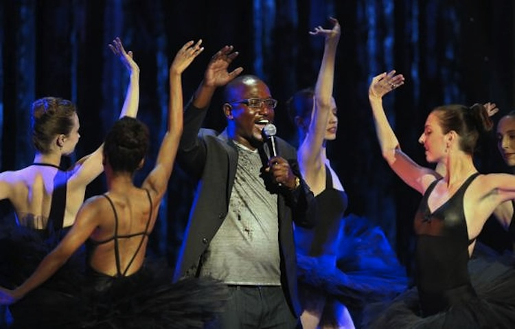 """Hannibal Buress, """"Live From Chicago"""" on Comedy Central"""