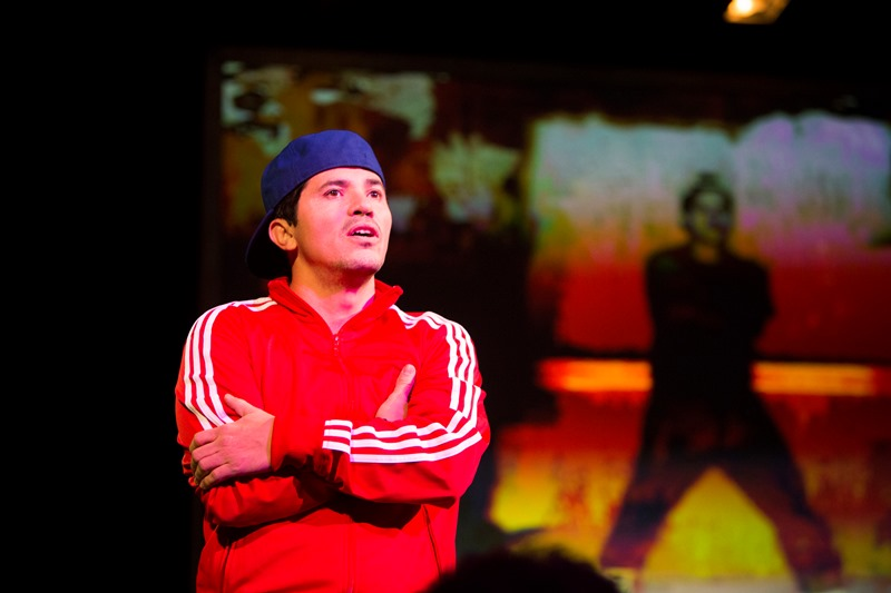 "The strength to keep going and tell his story: John Leguizamo on his fifth HBO special, ""Ghetto Klown"""
