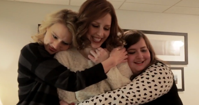 """SNL web-only sketch: Vanessa Bayer's choreography for Beyonce's """"Partition"""""""