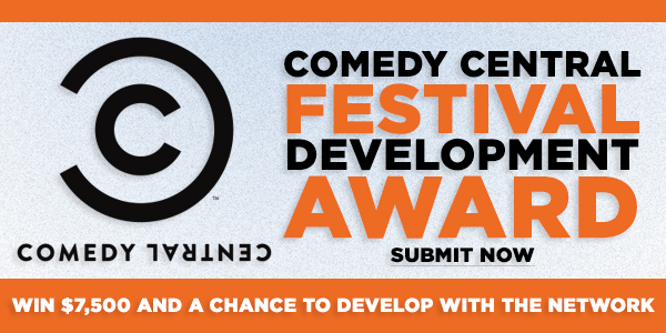 Comedy Central again offering development deal via New York Television Festival