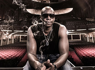 Dave Chappelle playing Radio City Music Hall, first announced NYC gig in almost a decade