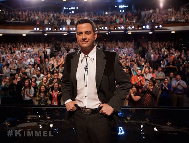 Jimmy Kimmel Live from Austin during SXSW 2014
