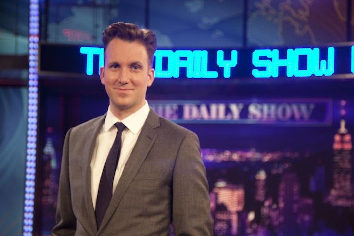 Jordan Klepper joins Comedy Central's The Daily Show as regular correspondent