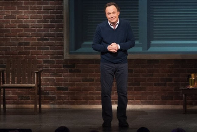 "Review: Billy Crystal's ""700 Sundays"" on HBO"
