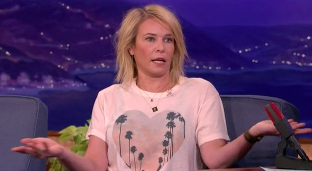 Chelsea Handler tells Conan she hasn't decided what to do after quitting Chelsea Lately, E!