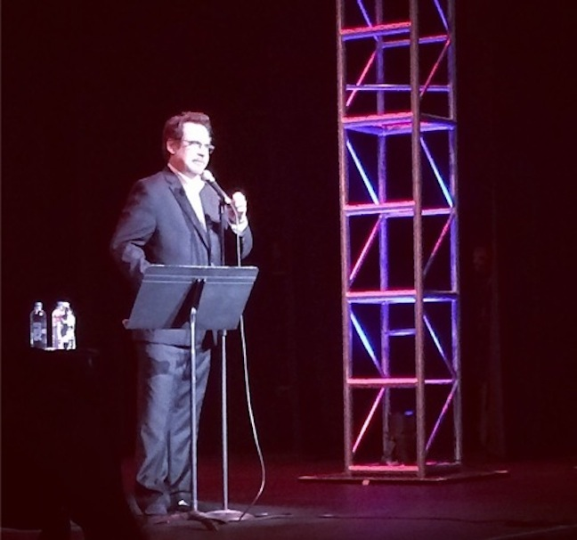 All in the Family: Dennis Miller performs at Austin's Moontower Comedy Festival