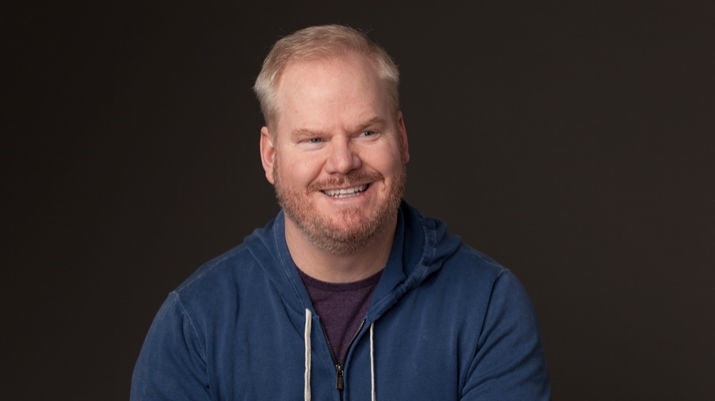 """Jim Gaffigan is a comedian """"Obsessed"""" (CD/DVD)"""