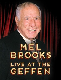 One night only! Mel Brooks in his first one-man show