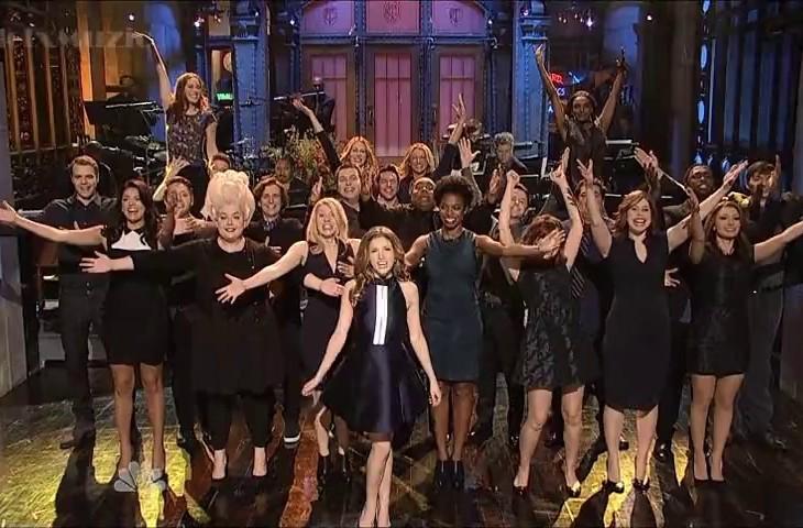 SNL #39.17 RECAP: Host Anna Kendrick, musical guest Pharrell Williams