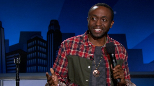 Byron Bowers on The Pete Holmes Show