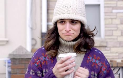 "Jenny Slate in ""Obvious Child"" has an official movie trailer and national release date"