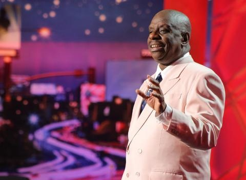 Jimmie Walker on The Arsenio Hall Show