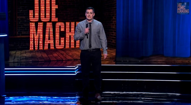 Last Comic Standing 8 on NBC preview clip!
