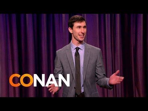 Rob Gleeson on Conan