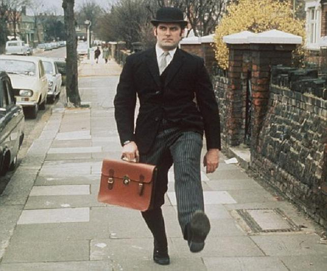 "Monty Python's new music video, ""The Silly Walks Song"" for 2014 touring production"