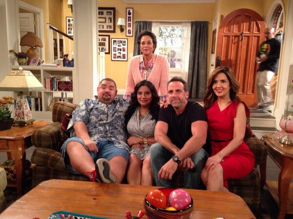 """Cinderella Story or DIY Success? Either way, here's your first look at """"Cristela,"""" coming to ABC on Fridays in Fall 2014"""