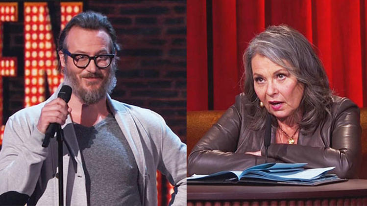 Ben Kronberg on what you didn't see on Last Comic Standing's season 8 premiere, Roseanne and the #GoFuckYourselfBen meme