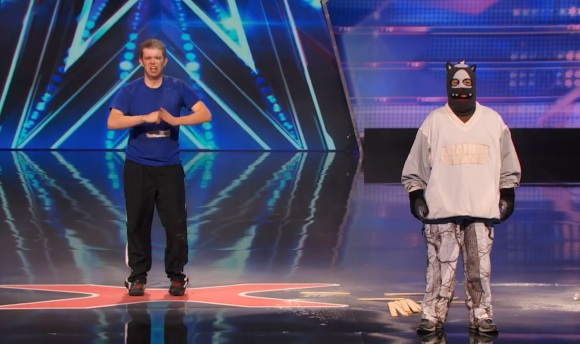 Dustin's Dojo audition on America's Got Talent season 9