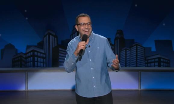 Joe DeRosa on The Pete Holmes Show