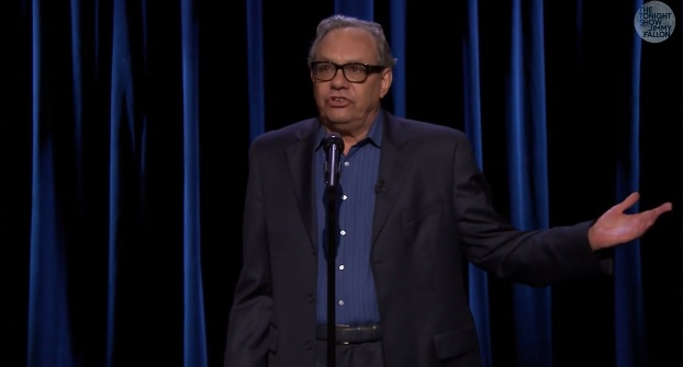Lewis Black on The Tonight Show Starring Jimmy Fallon