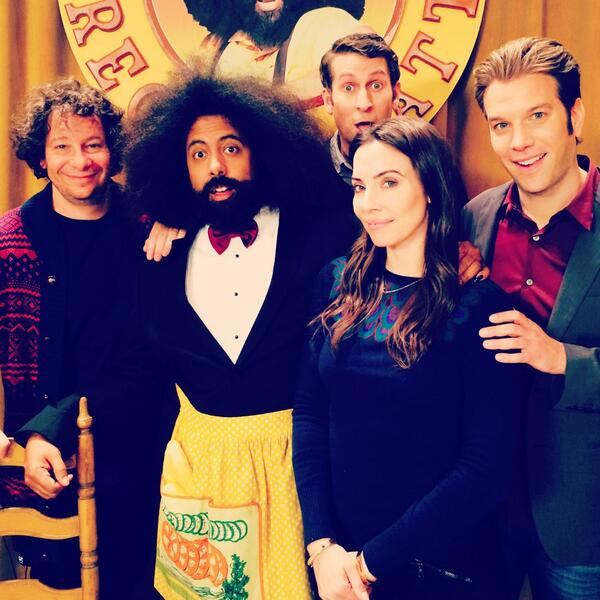The Roast of Reggie Watts and more surprises in Season 3 of IFC's Comedy Bang! Bang!, as told to us by Scott Aukerman