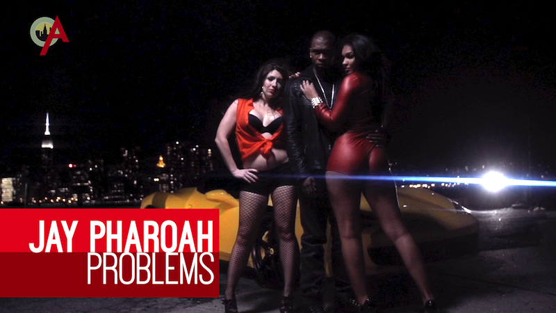 """Jay Pharoah raps about """"Problems"""" in this music video"""