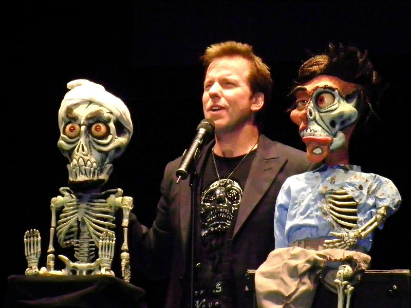 Censored: Jeff Dunham puts new words in Achmed The Dead Terrorist's mouth for Malaysian audience on world tour