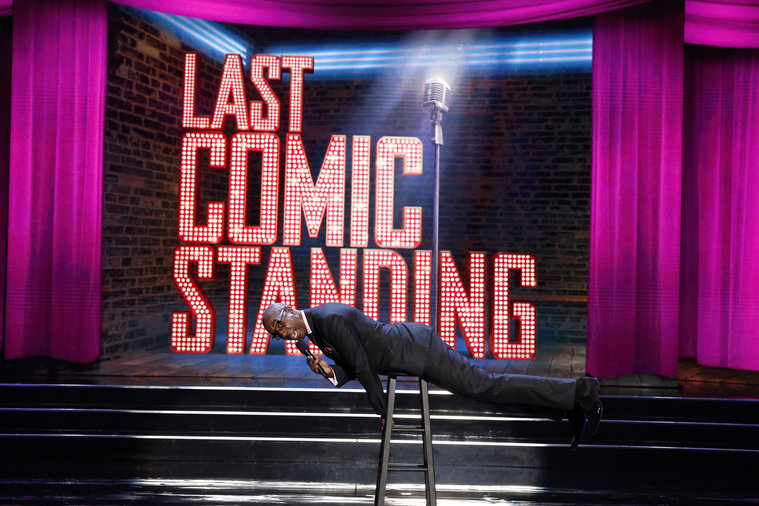 Last Comic Standing Season 8 mentors: Wanda Sykes, Howie Mandel, Amy Schumer, Cheryl Hines and Jeff Ross