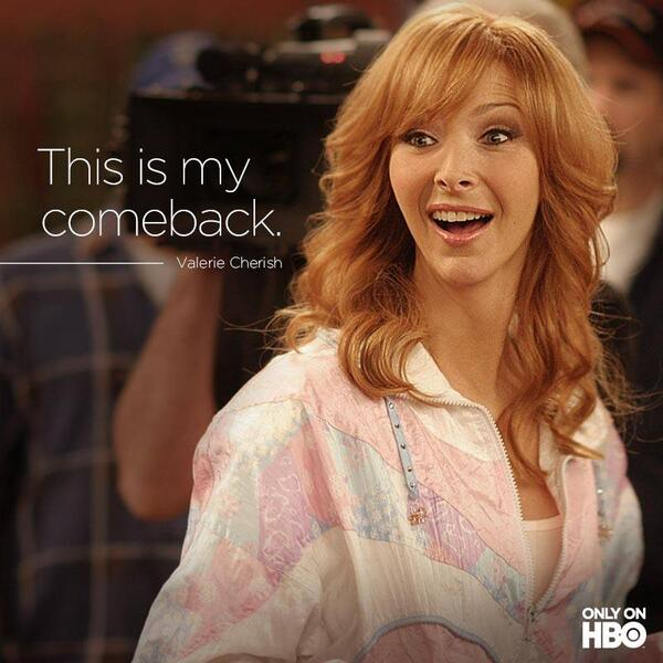Lisa Kudrow's The Comeback makes a comeback on HBO