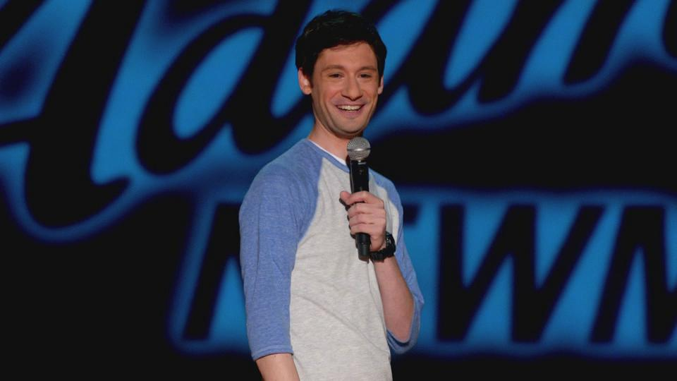 How to submit a half-hour special to Comedy Central, based on the successful experience of Adam Newman