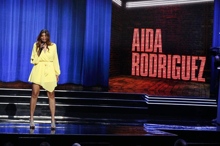 Aida Rodriguez responds to viewers of Last Comic Standing #YesAllWomen