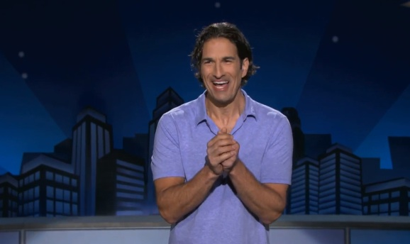 Gary Gulman on The Pete Holmes Show