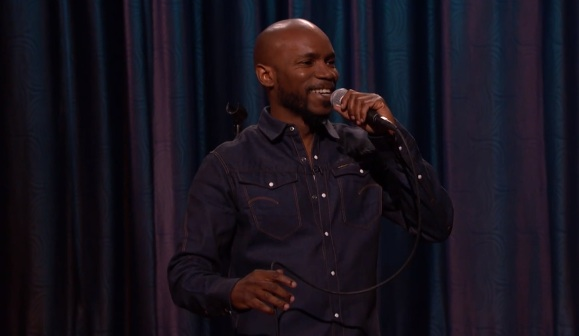 Ian Edwards on Conan, and Team Coco Records