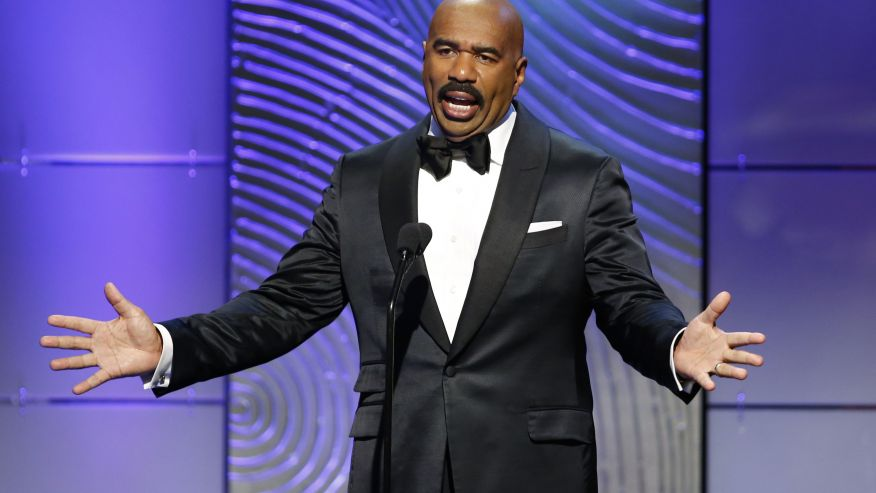 Steve Harvey wins big at 2014 Daytime Emmy Awards