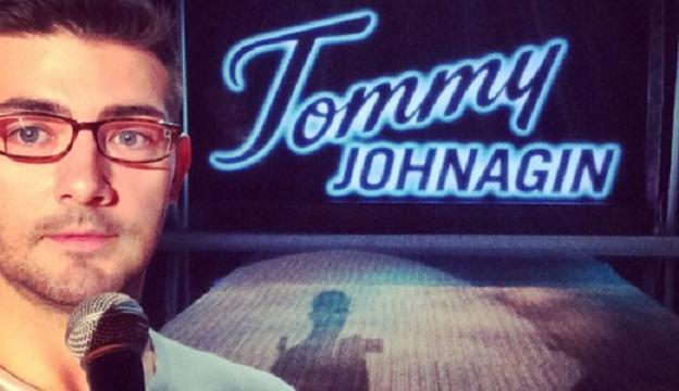 Going Hollywood: Meet Tommy Johnagin