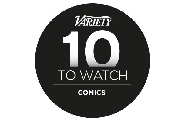 Here are Variety's 10 Comics to Watch in 2017