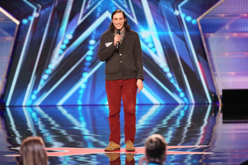 Watch Darik Santos audition for America's Got Talent 2014