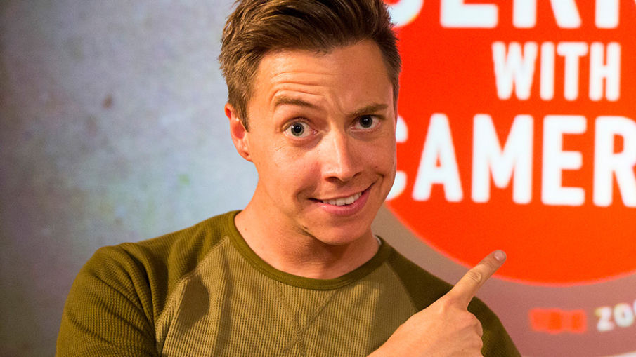 Grant Cotter wins Funny or Die's Oddball Fest contest, slot on summer 2014 tour
