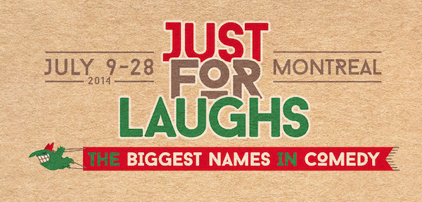Just For Laughs Awards for 2014 will honor Andy Samberg, Seth Rogen & Evan Goldberg, Bill Burr, Nathan Fielder and Michael Schur