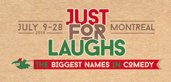 Just For Laughs Awards for 2014 will honor Andy Samberg, Seth Rogen & Evan Goldberg, Bill Burr, Nathan Fielder and Michael Schur