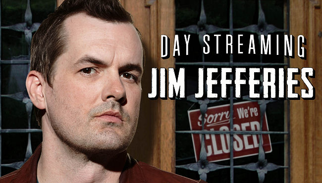 """Jim Jefferies on life after """"Legit,"""" Daystreaming on tour, and making his latest stand-up special: Bare"""