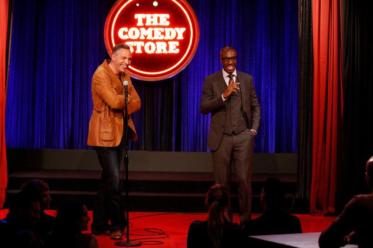 Last Comic Standing 8, The Ellen DeGeneres Talk Show Challenge