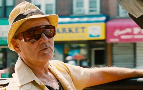 "Movie trailer: Bill Murray in ""St. Vincent"""